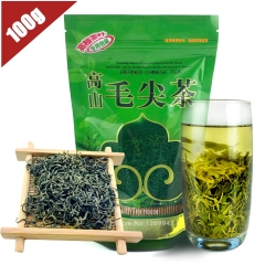 Xinyang Maojian Tea Organic Food Spring Tea Fresh Green Tea Good For Health And Beauty Mao Jian Tea 100g chinese beat green tea organic tea online