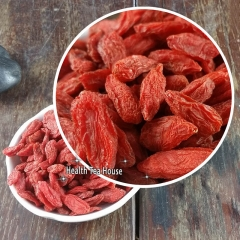 New Dried Goji Berries, Bulk Organic Wolfberry Gouqi Berry Herbal Tea