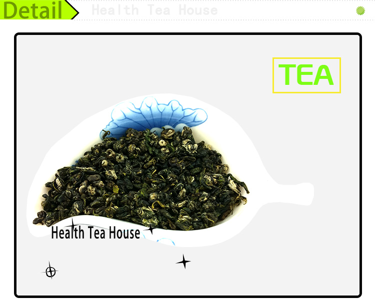 tea leaf green