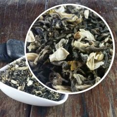 Jasmine Green Tea Chinese 100% Natural Organic Jasmine Buds Flower Tea premium quality tea