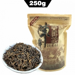 2003 yr Ripe Puerh Organic Food Puer Chinese High Quality Loose Pu-er Tea 250g Aged puerh best organic tea
