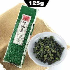 Chinese Tea  Anxi TieGuanYin Premium Quality Spring Oolong Tie Guan Yin Green Tea Vacuum Packing 125g best oolong tea