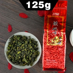 Green Tea Oolong Spring TieGuanYin 1725 Tie Guan Yin Tea For Weight Loss Vacuum Packing 125g best oolong tea