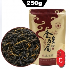 Wuyi Black Tea Jin Jun Mei Teas Golden Eyebrow Red Tea China Cha 250g