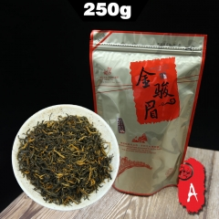 Chinese Tea Jin Jun Mei Teas Wuyi Black Tea Buds Golden Eyebrow Spring Premiums 250g