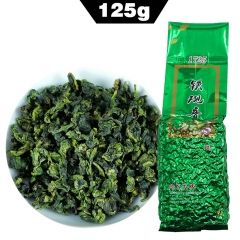 Top Grade Chinese Fujian Anxi Tie Guan Yin Spring Fresh Tea TieGuanYin Green Tea Oolong 125g Vacuum Packing best oolong tea