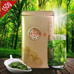 Top Grade Gift Packaging Long Jing Green Tea, Organic Food Xihu Longjing Tea 150g Dragon Well For Health And Beauty chinese beat green tea organic tea