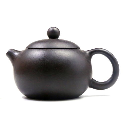 Wang Guowang Personalized Teapot Filter Handmade Purple Clay Huanglong Mountain Raw Ore Dahongpao Mud Tea Pot 150ml