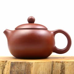 Teapot Filter Wang Guowang Handmade Purple Clay Huanglong Mountain Raw Ore Dahongpao Mud Tea Pot 150ml