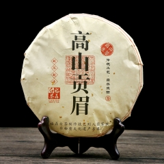 Fuding 2015 High Mountain White Tea Gong Mei Tribute Eyebrow 350g