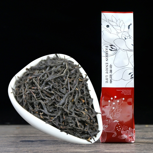 2020 Taiwan Sun Moon Lake Black Tea Floral and Fruity Flavor Top Quality Chinese Health Tea 75g