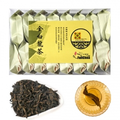 2020 Taiwan GABA Oolong Chinese Tea High Mountain Cha Strips Shape GABA Tea PVC Packaging 112g