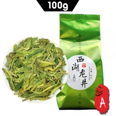 2020 Dragon Well Chinese Green Tea Spring Fresh Dragon Well Portable Packaging 100g/bag